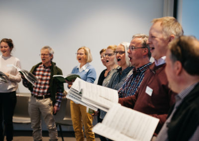 Workshop Offenes Singen