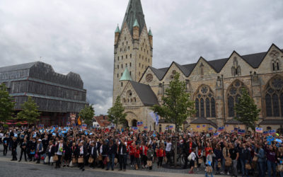Unsere Quelle bist Du – Nachbericht Chorfestival 2019