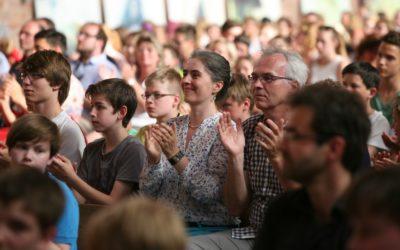 Pueri-Cantores-Festival 2019 in Paderborn