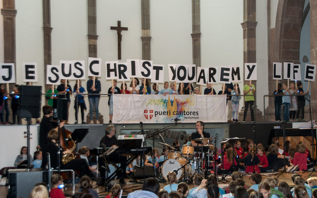 Chortag der Pueri Cantores im Bistum Trier
