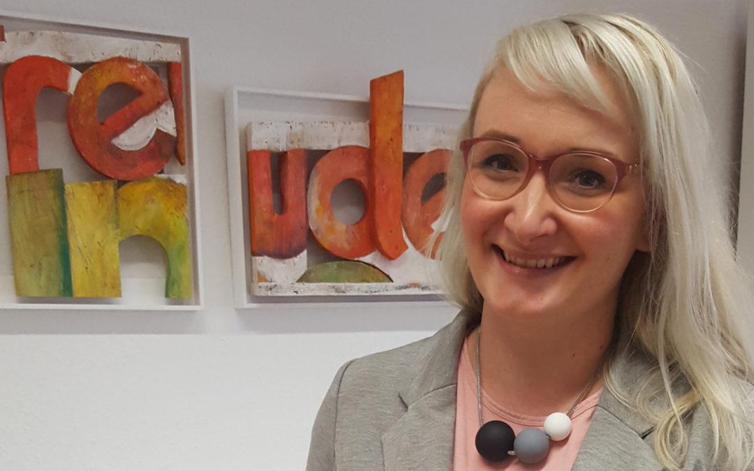 Anna-Kathrin Dietrich neue Geschäftsführerin
