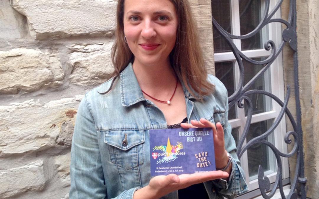 Interview mit Annalena Müller, Festivalbüro Paderborn 2019