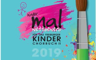 Kindermalwettbewerb Freiburger Kinderchorbuch