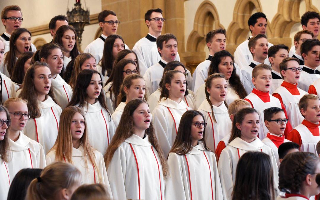 Vorbericht: Unser Nationales Chorfestival in Paderborn