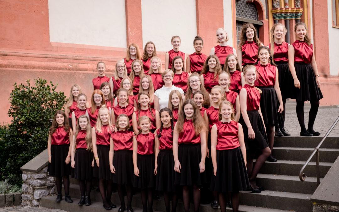 Mädchenkantorei am Hohen Dom zu Limburg