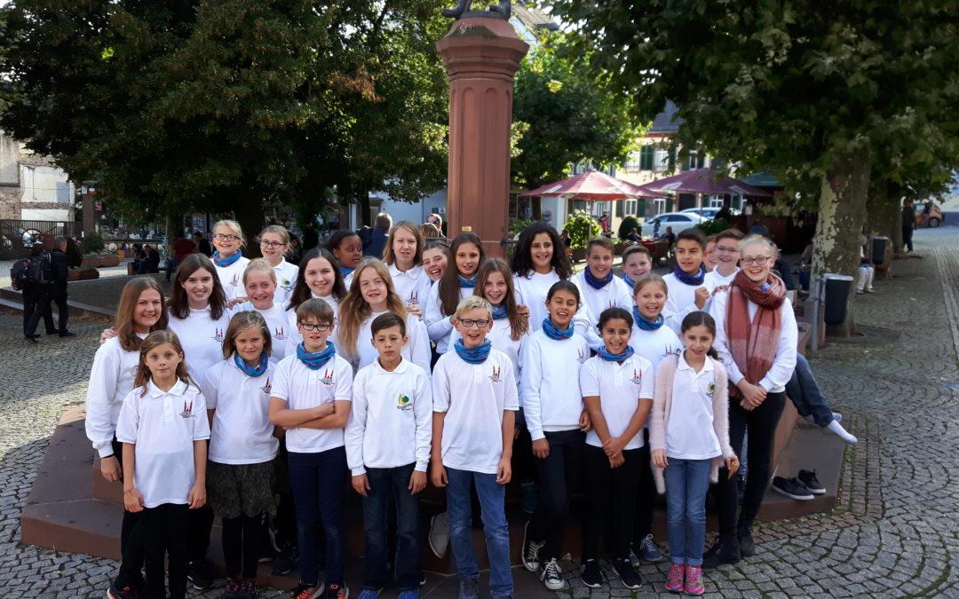 Jugendchor am Rheingauer Dom