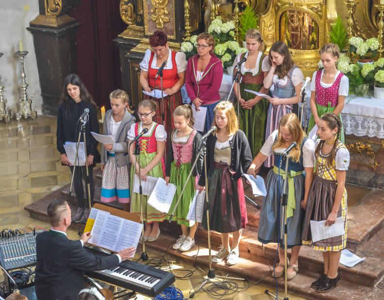 Kinder- und Jugendchor St. Andreas Wolfratshausen