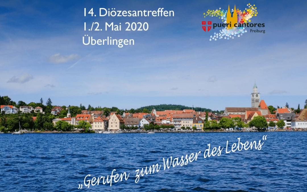 Virtuelles Friedensgebet der Pueri Cantores Freiburg