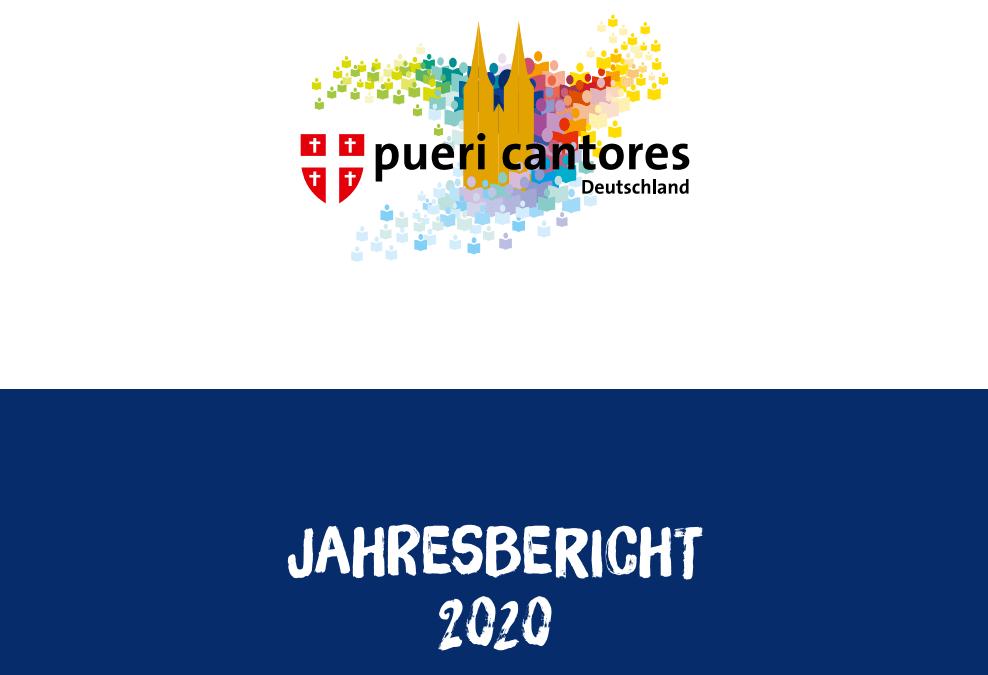 Jahresbericht 2020 von Pueri Cantores