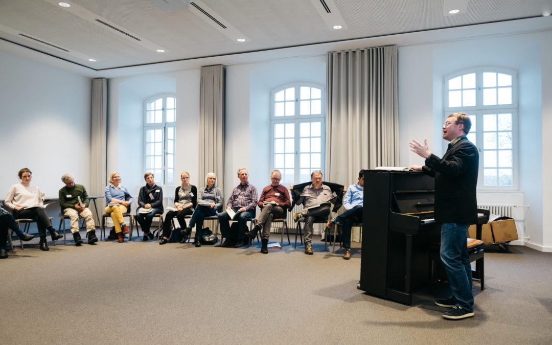 save the date: Chorleiter/innen – Fortbildung 2022